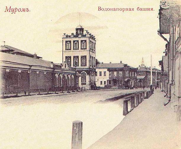 Муром, Карачаровское шоссе 11, Архитектура | Владимирский край | 504x612