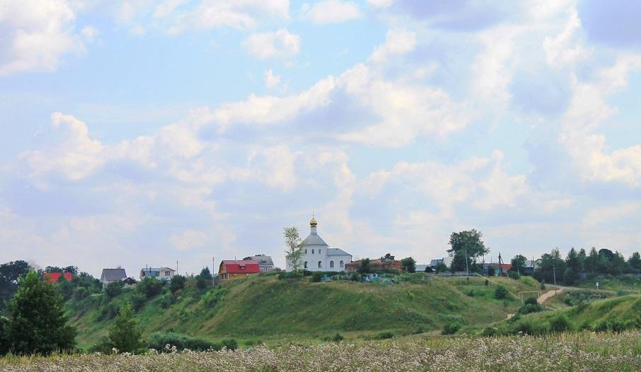 Дьяково Городище